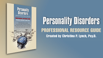 Permalink to: Personality Disorders